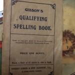 Spelling Books in WW2!