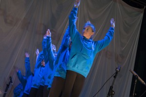 30/09/14 Children & Young Adults Services awards 2014- MANOR PARK DANCE CREW