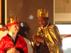 'Herod the Horrid' hears some interesting news about a new-born king. Can he be trusted?